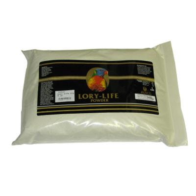 Lory Life Powder Lory Food 6 pound Bag