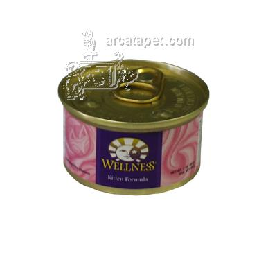 Wellness Kitten Food 3oz Each