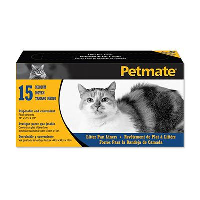 PetMate Litter Box Liners Medium