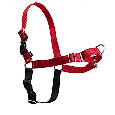 Gentle Leader Easy Walk Dog Harness Small Red