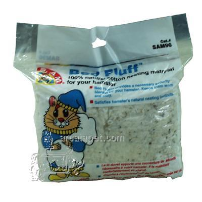 Penn Plax SAM Small Animal Bed Fluff 3 oz