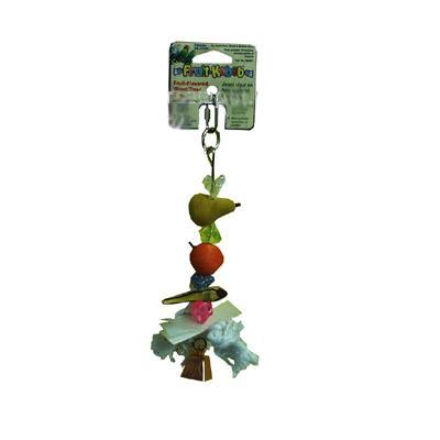 Penn Plax Fruit Kabob Medium Bird Toy