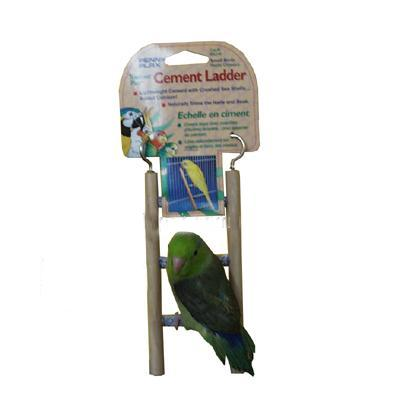 Penn Plax 3-Step Cement Ladder Small Bird