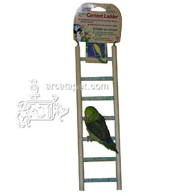 Penn Plax 7-Step Cement Ladder Small Bird