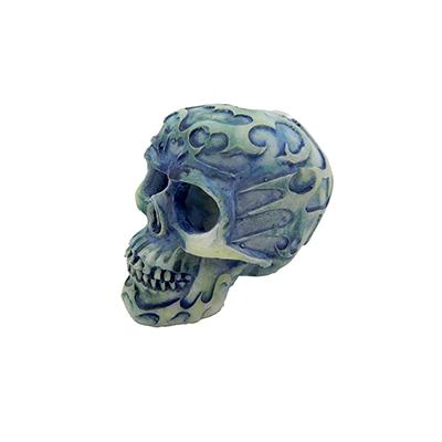 Dead Head Skull Aquarium Ornament