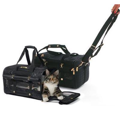 Sherpa Bag Pet Carrier on Wheels Med