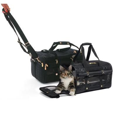 Sherpa Bag Pet Carrier on Wheels Lg