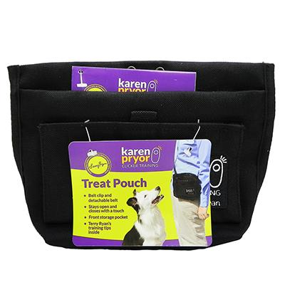 Karen Pryor Choice Clicker Dog Treat Bag