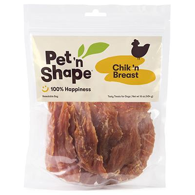 Chik N' Breast Strips 16 oz Jar Dog Treats