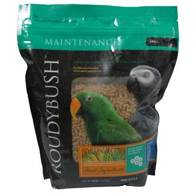 Roudybush Daily Maintenance Bird Food Pellet Small 2.75 Lb