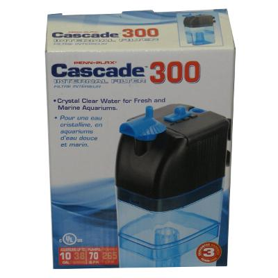 Cascade 300 Internal Aquarium Filter with Spray Bar