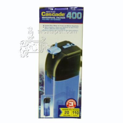 Cascade 400 Internal Aquarium Filter with Spray Bar