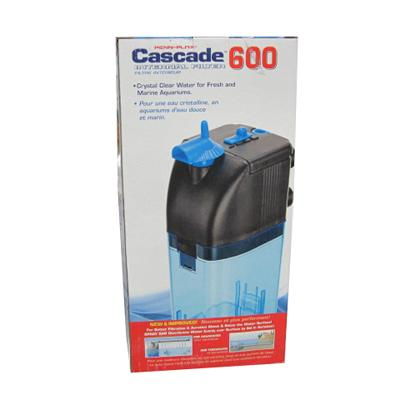 Cascade 600 Internal Aquarium Filter with Spray Bar