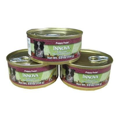 Innova Canned Puppy Food Small Case