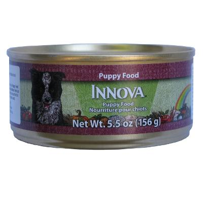 Innova Canned Puppy Food Small Each