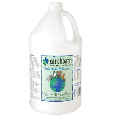 Earthbath Pet Shampoo Tea Tree Gallon