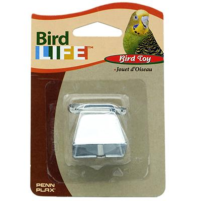 Copper Bell Bird Toy Cockatiel