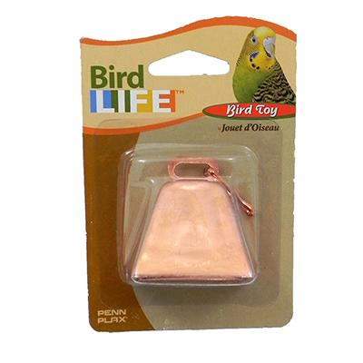 Copper Bell Bird Toy Parrot