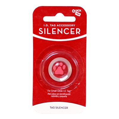 Dog Tag Silencer Circle Small
