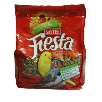 Kaytee Fiesta Canary and Finch Food 2 Pound