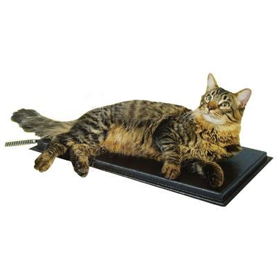 Outdoor Heated Kitty Pad 12.5 x 18.5 inches