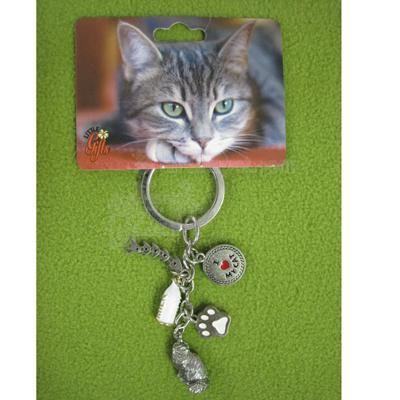 Key Charms Cat Sitting