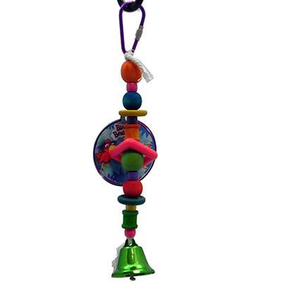 Bird Brainers Mini Beads and Spools Bird Toy