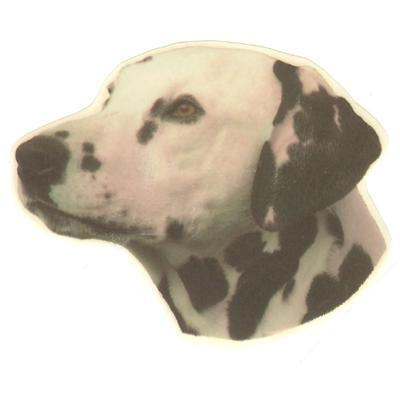 Double Sided Dog Decal Dalmatian