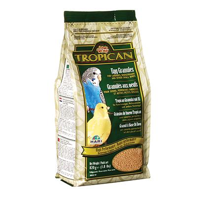 Tropican Egg Granules 1.8 lb Bird Food