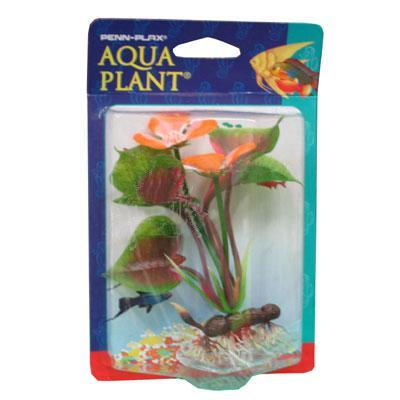 Sweet Flag Bottom Plastic Aquarium Plant