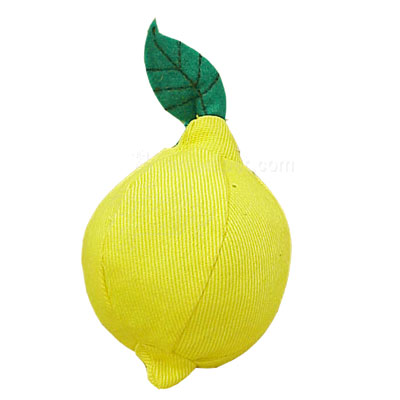 Yeowww! Sour Puss! Lemon Cat Toy