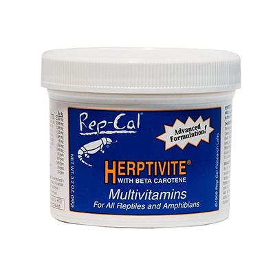Rep-Cal Herptivite Multivitamins with Beta-Carotene