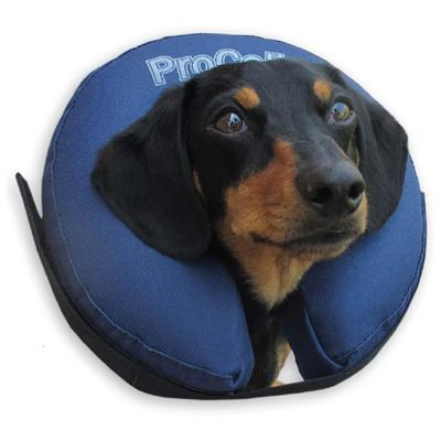 ProCollar Inflatable Elizabethan Collar Small