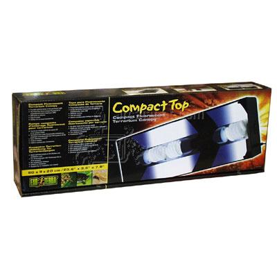 Exo Terra Compact Top Terrarium Canopy Lg