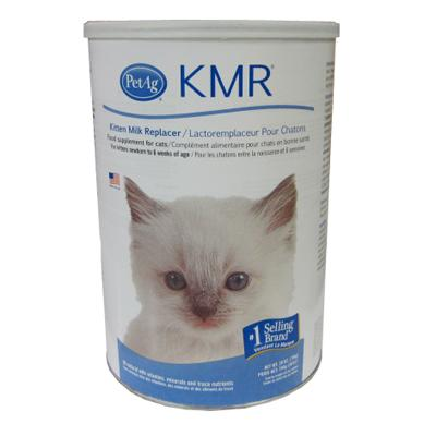 Pet Ag KMR Powder 28 ounce Milk Replacer for Kittens