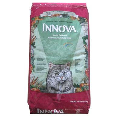 Innova Feline Sr. 15 pound Dry Cat Food