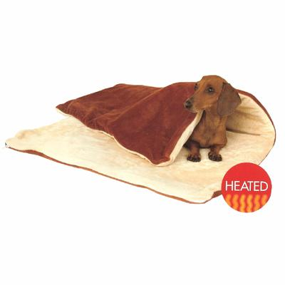 Thermo Heated Pet Throw Small 24in x 36in