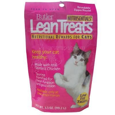 Butler LeanTreats Chicken Treats for Cats