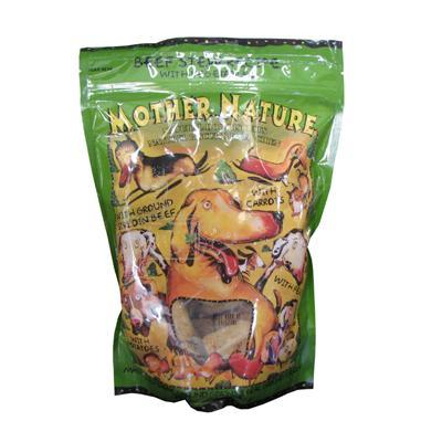 Mother Nature Beef Stew Dog Treats 20 oz