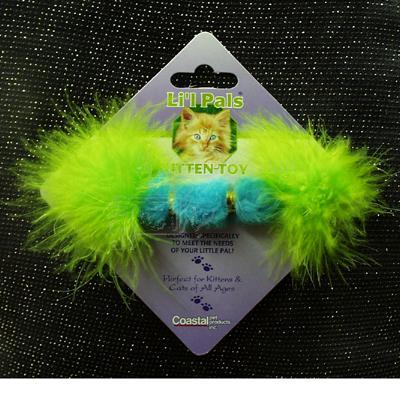 Li'l Pals Kitten Baton Cat Toy