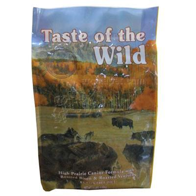 Taste of The Wild High Prairie Canine Formula Dog Food 15 lb