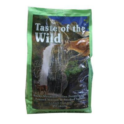 Taste of The Wild Rocky Mountain Feline Formula 5 lb