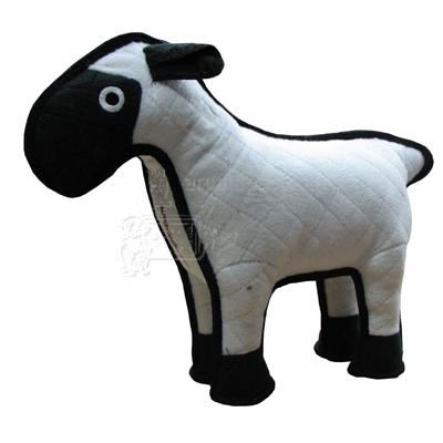 Tuffy's Sherman the Sheep Dog Toy