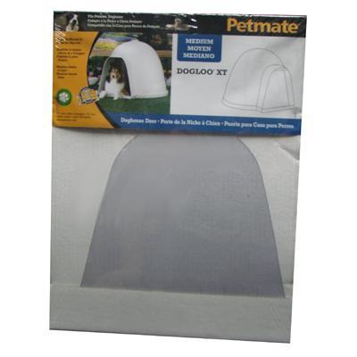 Frosted Plastic Door Flap for Medium Dogloo and Dogloo XT