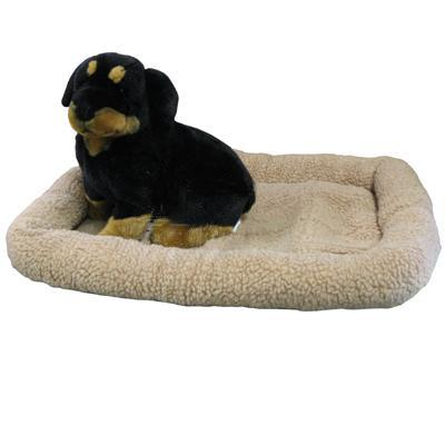 K9 Kozy Keeper Cat or Dog Sleeper Bed 23x20 Cocoa