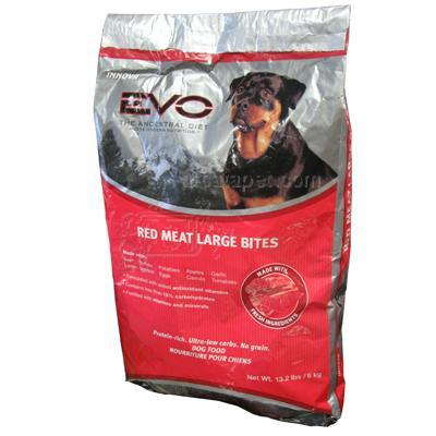 Innova Evo Red Meat Large Bite Dog Food 13.2 lb