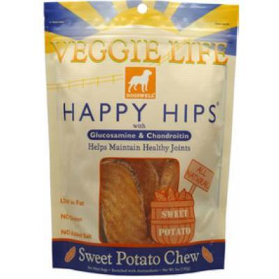 Veggie Life Happy Hips Sweet Potato 5 oz Dog Treat