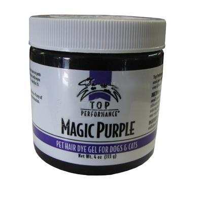 Top Performance Pet Hair Dye Gel Magic Purple