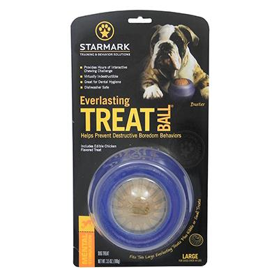 Triple Crown Everlasting Treat Ball Large