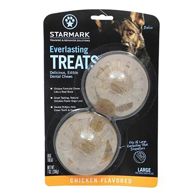 Everlasting Treats refill Chicken Large 2 pack Dog Treat